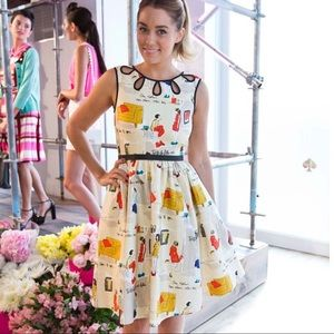 Kate Spade Garance Dore Rainey Dress